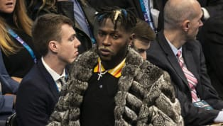 This was truly the ONE time you probably wanted to leave about 45 minutes early to make sure you beat the traffic, Antonio Brown. After all the drama that...