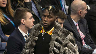 ​That Antonio Brown is emotionally unpredictable and even erratic to the point of general public bewilderment is not news. But somehow, he found a way to...