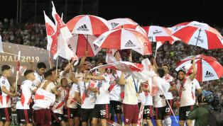 El equipo 'millonario' se unió a las canciones de la gente y recordó a su eterno rival en la noche de Mendoza. Con este título, los de Marcelo Gallardo...