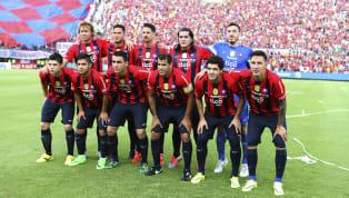 """El talentoso delantero paraguayoSergio """"Chico"""" Díaz,está a punto de volver a ponerse la camiseta del club de sus amores Cerro Porteño, el joven jugador de..."""