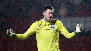 ​Liverpool loanee goalkeeper Kamil Grabara was hospitalised on Tuesday evening after suffering a head injury while playing for Huddersfield Town. Grabara was...