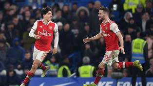 Arsenal mendapatkan satu poin dalam kunjungan ke Stamford Bridge dalam pertandingan pekan ke-24 Liga Primer Inggris 2019/20 setelah laga kontra Chelsea pada...