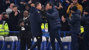 "​​Chelsea manager, Frank Lampard has revealed that he and former team-mate and Blues legend, John Terry shared only a ""brief exchange"" in the dugout following..."