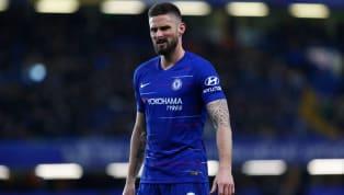 Alors qu'Olivier Giroud suscite l'intérêt de l'OM et l'OL et dernièrement de Bordeauxen vue du prochain mercato, l'entraîneur de Chelsea, Maurizio Sarri à...