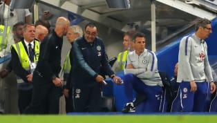 ​A report has claimed that someone on the Burnley bench called Chelsea manager Maurizio Sarri a 's*** Italian' to incite a touchline scuffle during Monday's...