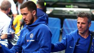 Mantan pemain Chelsea, Gianfranco Zola, mendoakan masa depan dan segala yang terbaik untuk bintang The Blues yang hengkang ke Real Madrid, Eden Hazard. Zola...