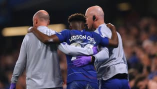 ICYMI, Callum Hudson-Odoi is back, baybeeee. Or at least back in training, which is as good as, IMHO (I wonder if I can begin every line with an...