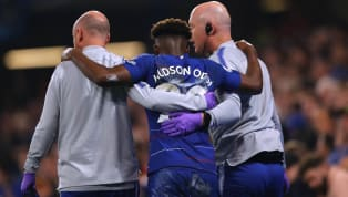 ​Chelsea manager Frank Lampard has revealed that winger Callum Hudson-Odoi is close to making a comeback to the team after rupturing his Achilles tendon, and...