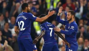 Tin không vui vớiChelsea, cả Eden Hazard lẫn Thibaut Courtois đều đang ra sức chèo kéo N'Golo Kante về sân Bernabeu ở Hè sau. Theo tiết lộ củaThe...