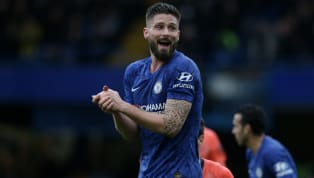 Chelsea striker Olivier Giroud has insisted he is happy at Stamford Bridge, but admitted that he does not know whether he will still be at the club next...