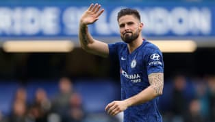 Call ​Olivier Giroud has admitted he saw himself 'far away from Chelsea' during the January transfer window, as it looked set in stone he would depart the club...