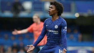 Le joueur des Blues a récemment annoncé qu'il partirait libre à l'issue de la saison. Le FC Barcelone et le PSG sont sur les rangs. Willian et Chelsea, c'est...