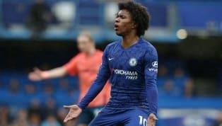 Penyerang Chelsea asal Brasil, Willian, mulai memberikan sinyal bahwa dirinya akan meninggalkan Stamford Bridge begitu kontraknya habis pada akhir musim...