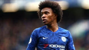 "​​Chelsea star Willian admitted that his time at Stamford Bridge is ""over"" after he failed to reach a new agreement with the club. The 31-year-old is out of..."