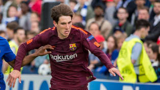 ​Barcelona defender Juan Miranda looks set to leave the club ahead of the European deadline on Monday, with a two-year loan deal to Schalke 04 close to...