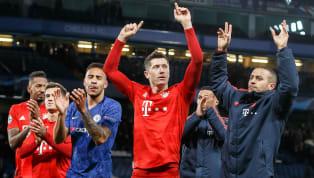 Leg Satu 16 Besar Liga Champions Chelsea 0-3 Bayern Munchen Stamford Bridge Satu kaki Bayern Munchen sudah di delapan besar Liga Champions 2019/20. Die Roten...