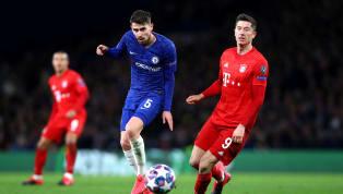 Chelseaharus menanggung malu di hadapan pendukungnya sendiri saat harus mengakui keunggulan raksasaBundesliga, Bayern Munchendalam pertandingan leg...