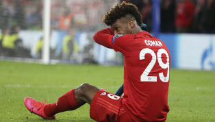 ​Bayern Munich can breathe a sigh of relief after discovering the injury sustained to Kingsley Coman at Stamford Bridge is not as bad as first feared, with...