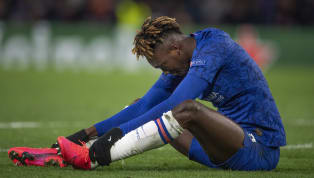 Chelsea striker Tammy Abraham is set for another stint on the sidelines after suffering an injuryin the warm-down following the Blues' Champions...