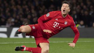 Bayern Münchens Robert Lewandowski droht aufgrund eines Schienbeinkanten-Anbruchs bis zu sechs Wochen auszufallen. Sein Einsatz in dem Bundesliga-Klassiker...