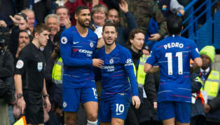 Chelsea and Belgium winger Eden Hazard has backed Blues teammate Ruben Loftus-Cheek to become one of the country's top midfielders as the youngster continues...