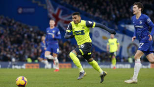 Huddersfield Town's January signing Karlan Grant isn't quiteready to start in the Premier League, according to boss Jan Siewert. The 21-year-old striker...