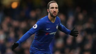 """Loan Gonzalo Higuain has laughed off suggestions that his goal for Chelseaat the weekend against Fulham means """"he's back"""". The Argentine striker has made a..."""