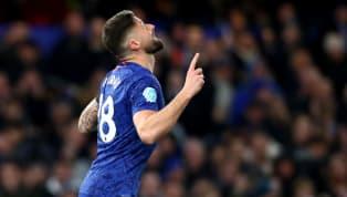 De retour sur les terrains de Premier League, deux mois et demi après, Olivier Giroud s'est confié sur sa forme actuelle avant d'évoquer ses ambitions pour...
