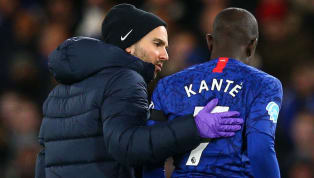 ​Chelsea will be without N'Golo Kante for up to three weeks after scans revealed he suffered a 'grade 2' tear during the Blues' recent 2-0 Premier League...