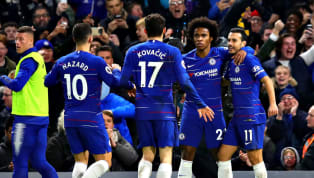 Chelsea will look to strengthen their position in the top four Saturday's late kick off away to Arsenal at the Emirates Stadium. Maurizio Sarri will take his...