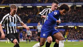Neste sábado (19), o Chelsea vai receber o Newcastle, em Stamford Bridge, pela 9ª rodada da Premier League. Os Blues buscam a terceira vitória consecutiva...