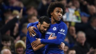 ​Juventus have begun talks with Chelsea over potential deals for wingers Willian and Pedro, with both players out of contract next summer. The Old Lady have...