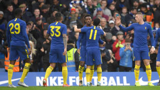 Win Chelsea cruised into the next round of the FA Cup at the expense of Nottingham Forest thanks to goals from Callum Hudson-Odoi and Ross Barkley. Frank...