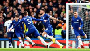 Win ​Chelsea have opened up a four-point lead inside the top four thanks to their 2-1 win over Tottenham Hotspur at Stamford Bridge, where ex-Arsenal striker...