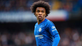 Chelsea winger Willian has suggested that his time at Stamford Bridge could be coming to an end, admitting that the chances of him signing a new contract are...