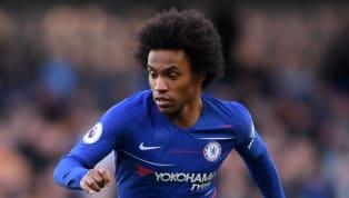 Penyerang sayap asal Brasil, Willian, akan mengenakan nomor punggung 10 di Chelsea per musim 2019/20. Nomor itu sebelumnya digunakan oleh Eden Hazard yang...