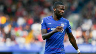 Antonio Rudiger believes that no Chelsea player is guaranteed his place in Maurizio Sarri's team on a week-by-week basis...with the exception of Eden Hazard....