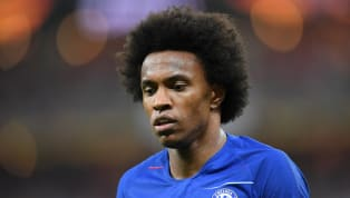 lian Chelsea have turned down £35m bids for winger Willianfrom both Atletico Madrid and Barcelona. The Brazilian is seemingly linked with a big-money move...