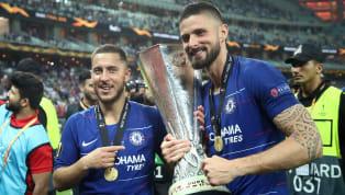 Tiền đạoOlivier Giroud lên tiếng khẳng định rằng anh không ngại rằng việc thiếu vắng Eden Hazard sẽ khiến The Blues bị giảm sức mạnh. Mùa hè năm nay, Eden...