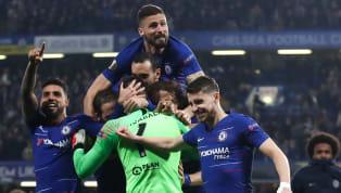 Chelseaberhasil lolos ke final Europa League 2018/19 setelah menang dramatis melalui adu penalti setelah bermain imbang 1-1 di leg kedua semifinal Europa...