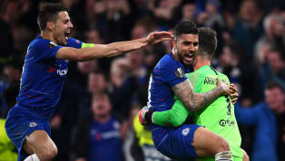 Chelsea advanced to the Europa League final in dramatic fashion on Thursday, courtesy of a penalty shootout win against Eintracht Frankfurt. The tie was...