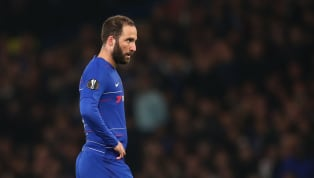 ​Maurizio Sarri has revealed Gonzalo Higuain was 'shaken up' during his spell at Chelsea and says the pair will talk when he returns to parent...