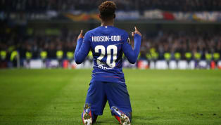 ​Chelsea winger Callum Hudson-Odoi has reminisced about his time as a ball boy at Stamford Bridge, remembering celebrating a goal alongside Samuel Eto'o back...