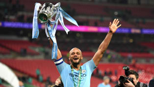 Manchester City icon Vincent Kompany has admitted he was glad Chelsea goalkeeper Willy Caballero was unable to come on as a substitute to replace Kepa...