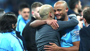 ​​Manchester City's departing captain Vincent Kompany has ​vowed to continue the legacy of his manager Pep Guardiola after calling time on his glittering...