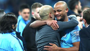 ​Manchester City manager Pep Guardiola has revealed that he tried to convince former captain Vincent Kompany to extend his contract at Etihad Stadium, before...