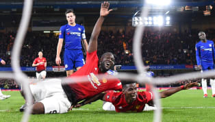 "Romelu Lukaku has taken to social media on Tuesday morning to rubbish a report from The Sun which suggested he ""had to be separated from Paul Pogba in a..."