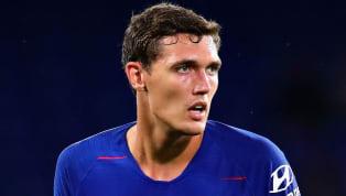 FC Chelseas Innenverteidiger Andreas Christensen denkt an einen Abschied. Antonio Rüdiger und David Luiz haben ihm den Rang abgelaufen. Nachdem der Däne...