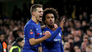 Chelsea ran out comfortable 3-0 winners over Championship side Sheffield Wednesday to progress to the fifth round of the FA Cup.  A first-half penalty from...