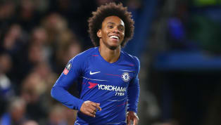 Chelsea winger Willian is close to agreeing to a new two-year contract at Stamford Bridge. The Brazil international, who featured in their opening match...